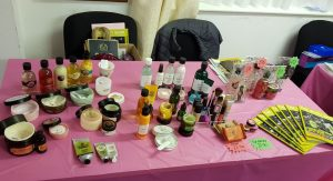 Body Shop Stall