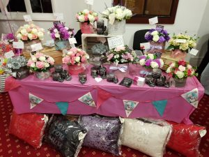 The Flowers Store Stall